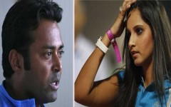 Leander Paes on Sania Mirza's tweet !!