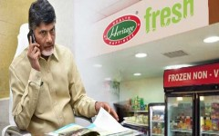 Chandrababu Naidu's product Heritage for sale