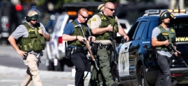 Two shooters stormed a holiday in US, Killed at least 14 people