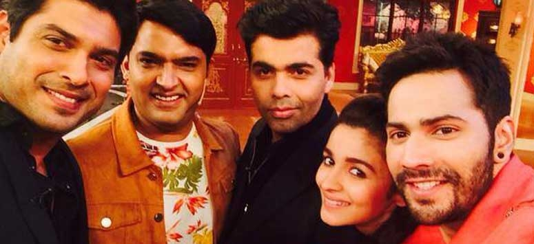 Comedy nights with Kapil will be wind up in 2016