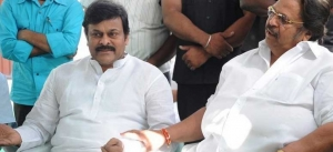 chiranjeevi,dasari work together