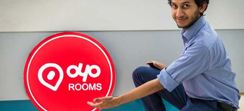 OYO rooms started relationship